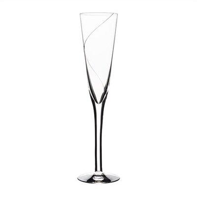 Line Flute Glass