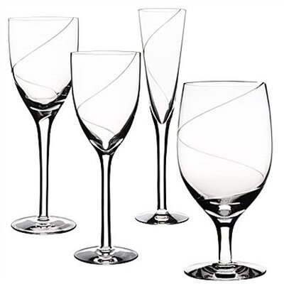 Line Drinkware Collection-line Wine Glass