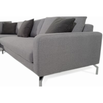 Athema Modular Solid Wood Sectional