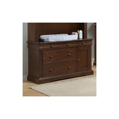 Distinct Westwood Design Changing Tables Recommended Item