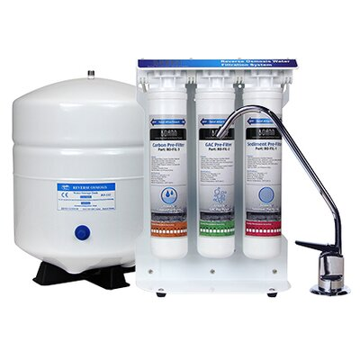 Reverse Osmosis 5-Stage Water Filter System
