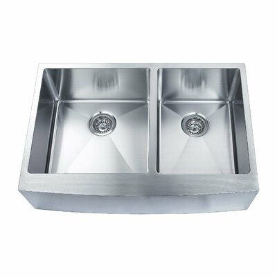 33 x 22 x 10 Kitchen Sink