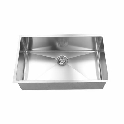 32 x 19 x 10 Kitchen Sink