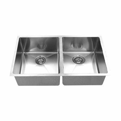 32 x 19 x 10 Kitchen Sink