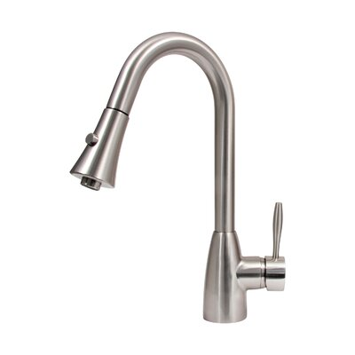 Platinum Series Gila Single Handle Pull Out Kitchen Faucet