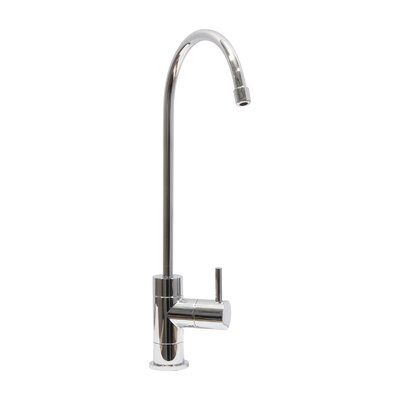 Single Handle Standard Kitchen Faucet Finish: Polished Chrome