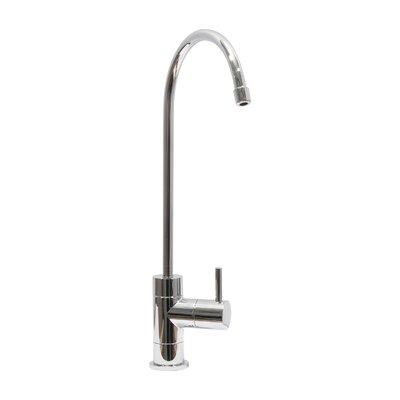 Single Handle Kitchen Faucet Finish: Polished Chrome