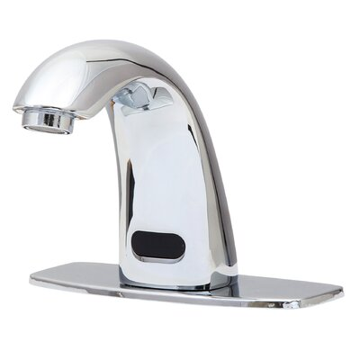 Single Hole Electronic Faucet Less Handles