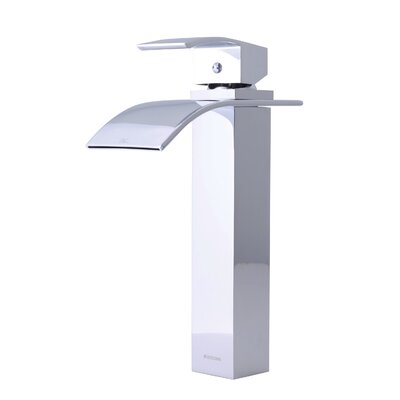 Luna Single Handle Single Hole Vessel Faucet