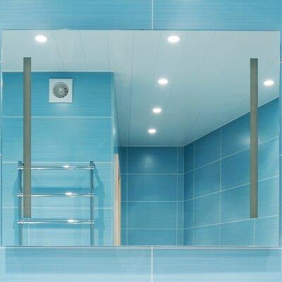 "Catella Vanity Bathroom Mirror Size: 30"" H x 36"" W"