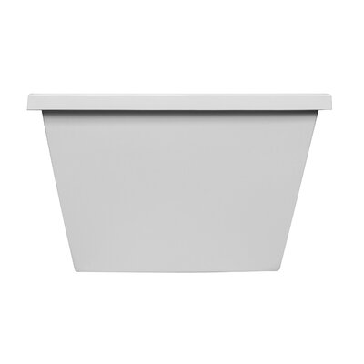 Matera 33 x 66 Freestanding Soaking Bathtub