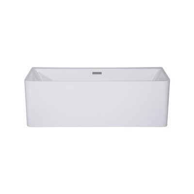 Treviso 29 x 67 Freestanding Soaking Bathtub