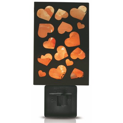 Himalayan Salt Crystal Night Light