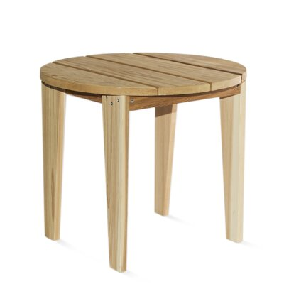Cedar Muskoka Side Table