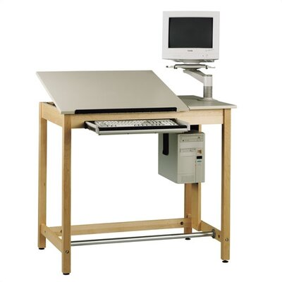 Computer Aided Drafting Table Drawers 310 Photo
