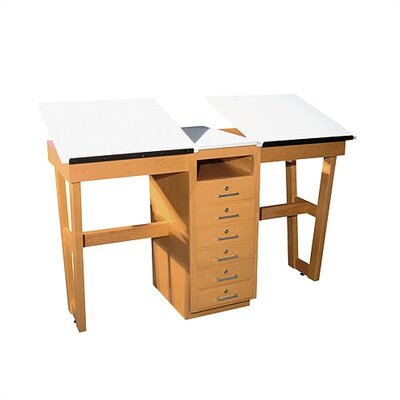 User friendly Two Station Drafting Table Product Photo