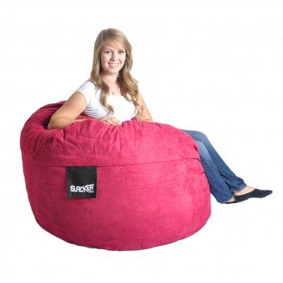 Bean Bag Sofa Upholstery: Hot Pink, Size: Medium