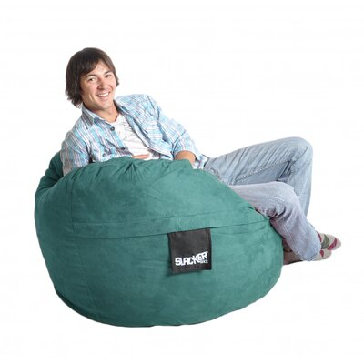Bean Bag Sofa Upholstery: Teal, Size: Medium