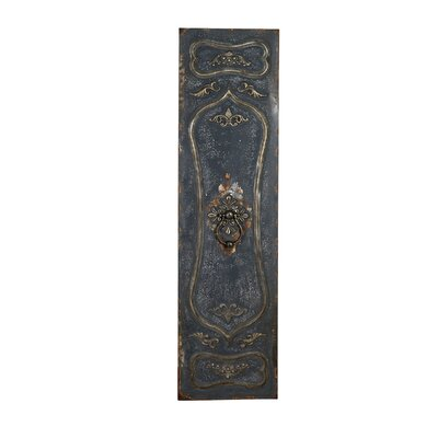 Metal Regal Door Graphic Art Plaque