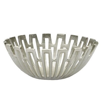 Sun Ray Decorative Bowl