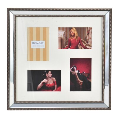 Hollands Champagne 4 Opening Picture Frame