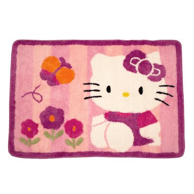 Hello Kitty� Garden Kids Rug