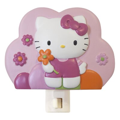 Hello Kitty� Garden Night Light
