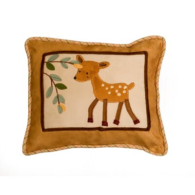 Enchanted Forest Decorative Pillow