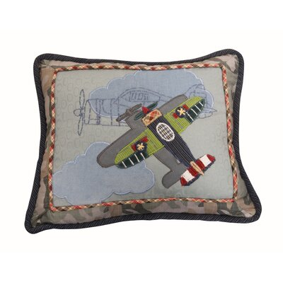 Wings Decorative Pillow