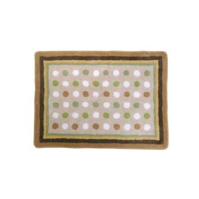 Enchanted Forest Area Rug Rug Size: 26 x 34