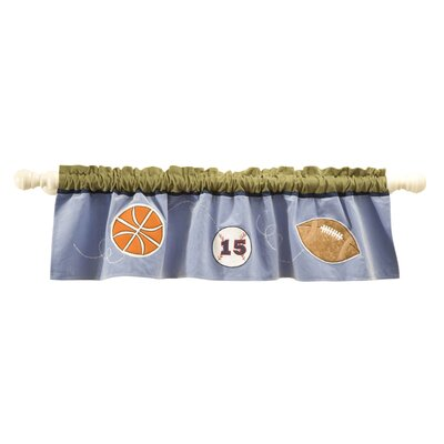 Playoffs  Window Valance