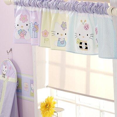 Hello Kitty & Friends Window Valance