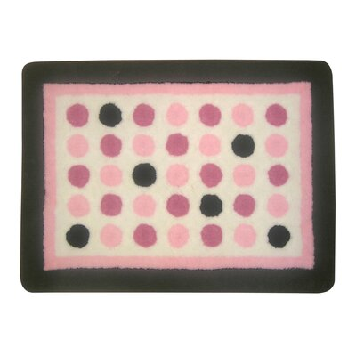 Classic Pink Kids Rug