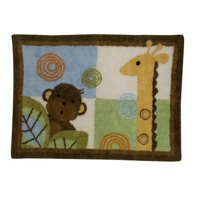 Jungle Story Kids Rug