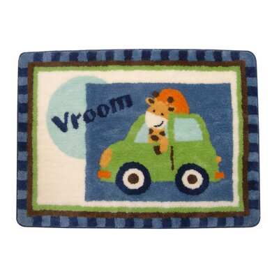 Vroom Kids Rug