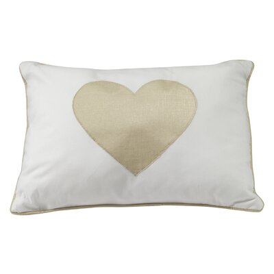 Dawn 100% Cotton Lumbar Pillow