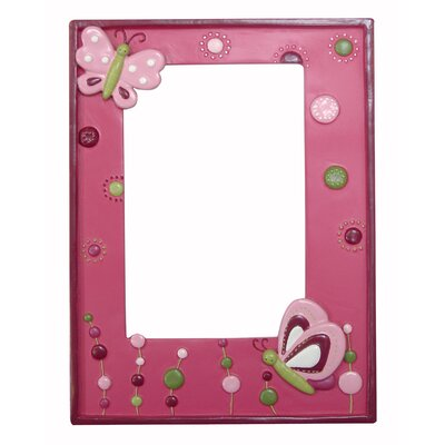Raspberry Swirl Picture Frame 6716