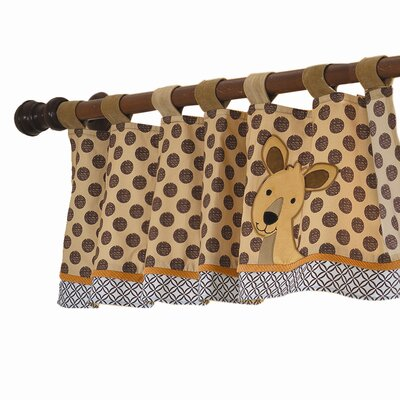 Animal Antics Window Valance
