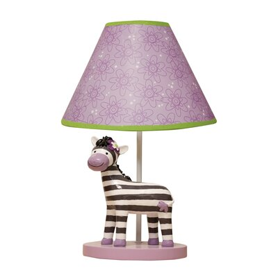 Garden Safari Lamp with Shade and Bulb