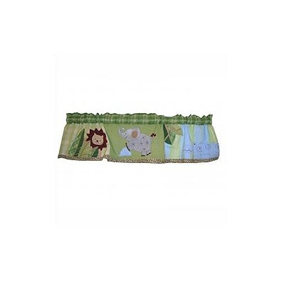 Zoofari Window Valance