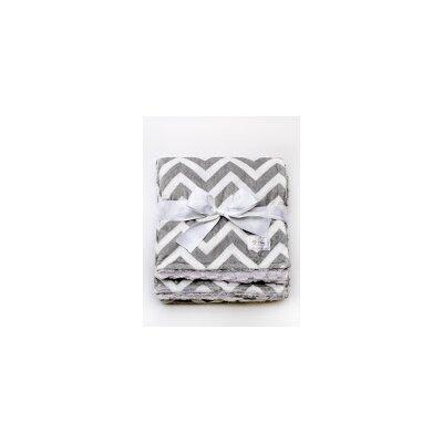 Minky Throw Blanket Size: 60 H x 55 W