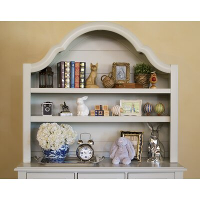 Sullivan 49.13 H x 44.96 W Desk Hutch Finish: Dove Grey