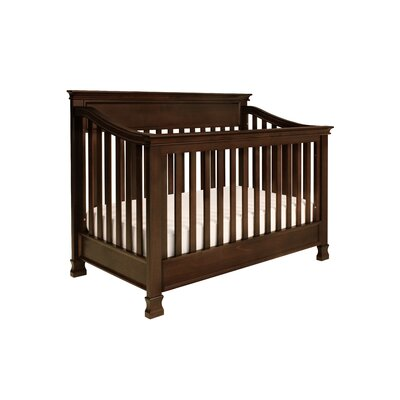 Million Dollar Baby Classic Foothill Convertible Crib with Toddler Rail - Finish: Espresso at Sears.com