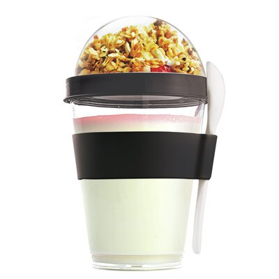 12 Oz. Yogurt Cup Storage Container YO2GOSBL