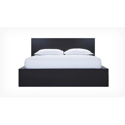 Simple Storage Panel Bed