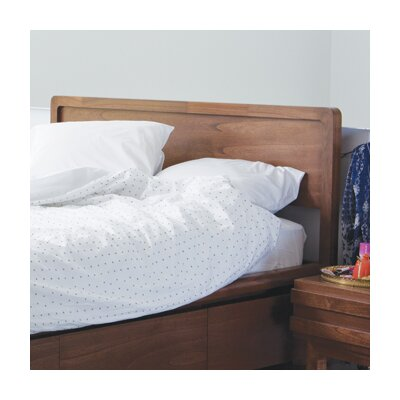 Burrows Panel Headboard Size: King