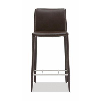 26 Bar Stool (Set of 2) Finish: White