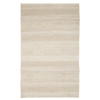 Hand-Woven Natural Area Rug