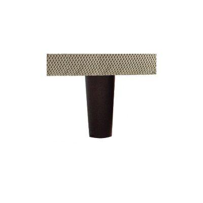 Oskar Arm Chair Upholstery: Black Ash, Upholstery: Polo Slate