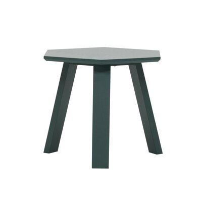 Haptic End Table Finish: Forest Green